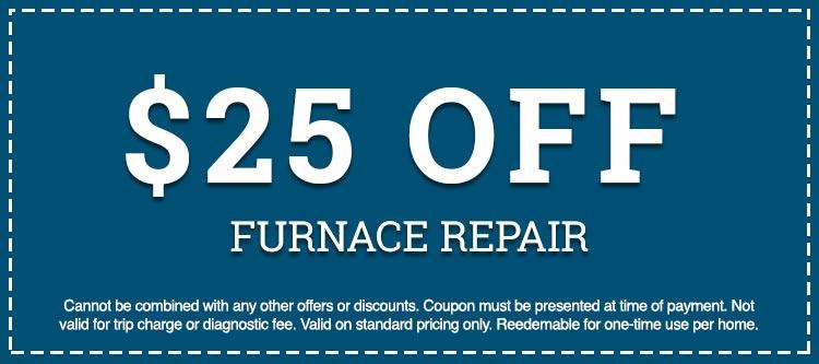 furnace repair discount