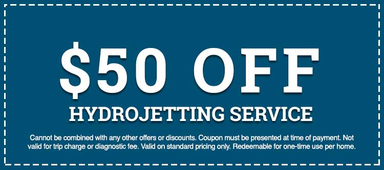 hydrojetting service discount